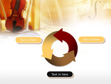 Fiddle PowerPoint Template Slide 9