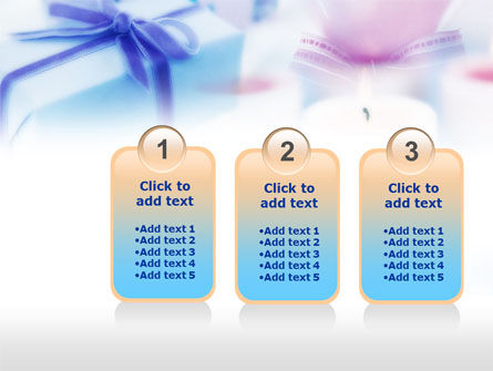 Christmas Candles PowerPoint Template Slide 16