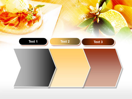 Light Orange PowerPoint Template Slide 16