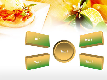Light Orange PowerPoint Template Slide 6
