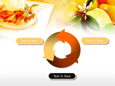 Light Orange PowerPoint Template Slide 9