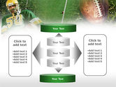 American Football Player PowerPoint Template#13