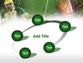 American Football Player PowerPoint Template#14