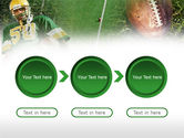 American Football Player PowerPoint Template#5