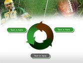 American Football Player PowerPoint Template#9