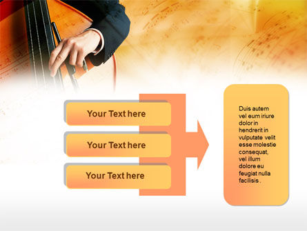 Double Bass PowerPoint Template Slide 11