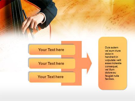 Double Bass PowerPoint Template Slide 11