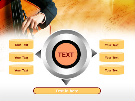 Double Bass PowerPoint Template Slide 12