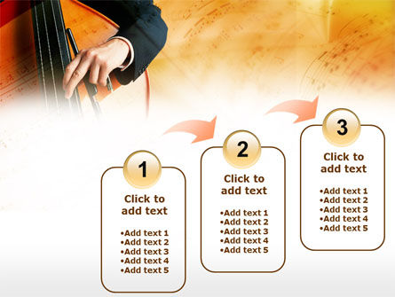 Double Bass PowerPoint Template Slide 14