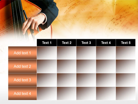 Double Bass PowerPoint Template Slide 15