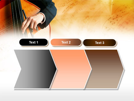Double Bass PowerPoint Template Slide 16