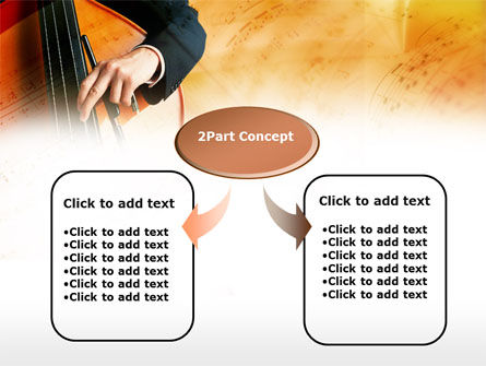 Double Bass PowerPoint Template, Slide 4, 00741, Art & Entertainment — PoweredTemplate.com