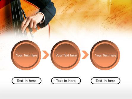 Double Bass PowerPoint Template Slide 5