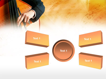 Double Bass PowerPoint Template Slide 6