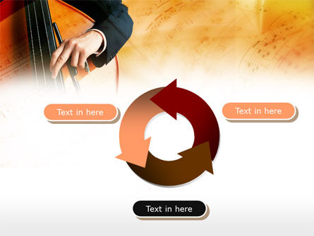 Double Bass PowerPoint Template Slide 9