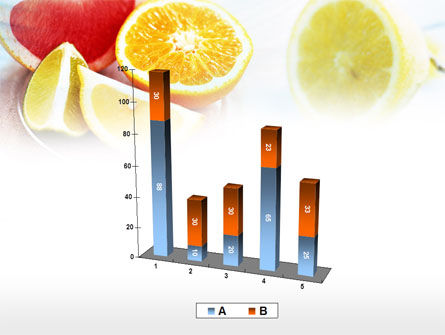 Citrus Segments PowerPoint Template Slide 17
