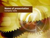 Telecommunication: Plantilla de PowerPoint - tecnologías de la comunicación por internet #00748