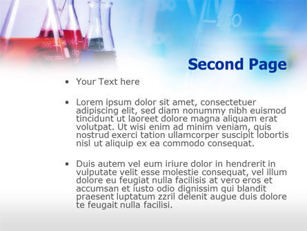 Medical Testing PowerPoint Template Slide 2