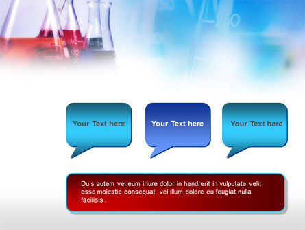 Medical Testing PowerPoint Template Slide 9