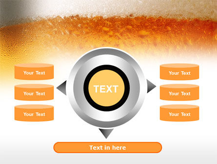 Beer Tumbler PowerPoint Template Slide 12