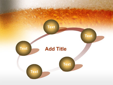 Beer Tumbler PowerPoint Template Slide 14