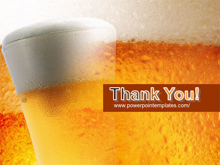 Beer Tumbler PowerPoint Template Slide 20