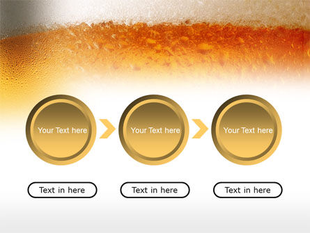 Beer Tumbler PowerPoint Template Slide 5