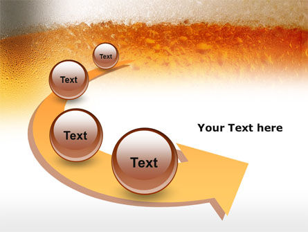 Beer Tumbler PowerPoint Template Slide 6