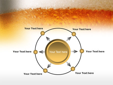 Beer Tumbler PowerPoint Template Slide 7