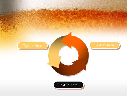 Beer Tumbler PowerPoint Template Slide 9