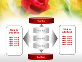 Strawberry Cake PowerPoint Template#13