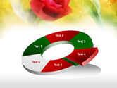 Strawberry Cake PowerPoint Template#19