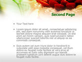 Strawberry Cake PowerPoint Template#2