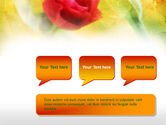 Strawberry Cake PowerPoint Template#9