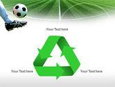 Football Field PowerPoint Template#10