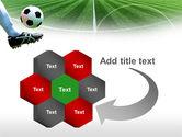 Football Field PowerPoint Template#11
