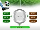 Football Field PowerPoint Template#12