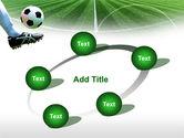 Football Field PowerPoint Template#14