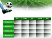 Football Field PowerPoint Template#15