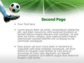 Football Field PowerPoint Template#2