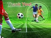 Football Field PowerPoint Template#20