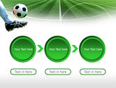Football Field PowerPoint Template#5