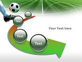 Football Field PowerPoint Template#6