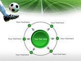 Football Field PowerPoint Template#7
