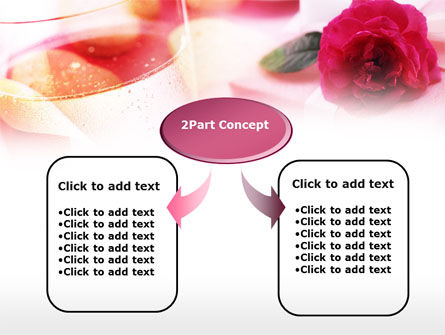 Romantic Present PowerPoint Template Slide 4