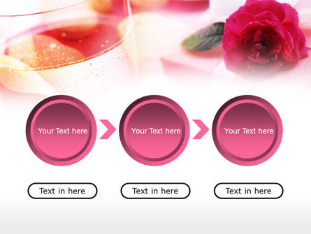 Romantic Present PowerPoint Template Slide 5