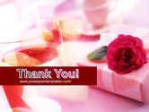 Romantic Present PowerPoint Template#20
