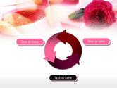 Romantic Present PowerPoint Template#9