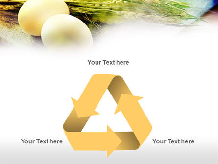Eggs and Cereals PowerPoint Template Slide 10