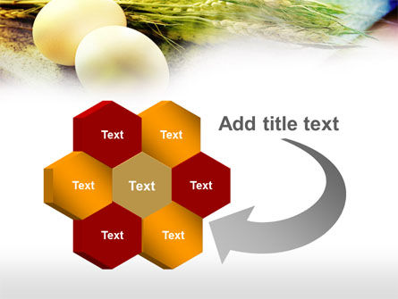 Eggs and Cereals PowerPoint Template Slide 11